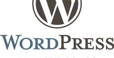 WordPressサイト構築追加チケット¥3300(税込)
