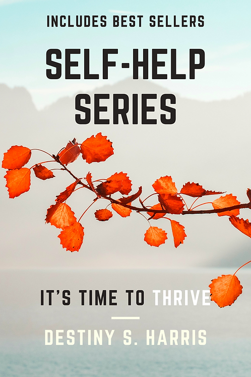 The Self-Help Boxset Series