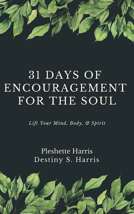 31 Days of Encouragement for the Soul