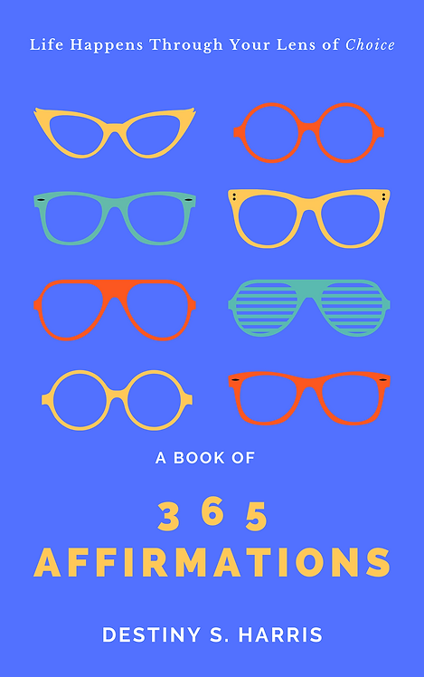 3 6 5 Affirmations: A Daily Workbook