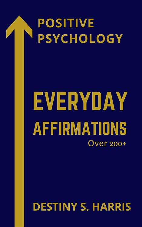 Everyday Affirmations (US Navy Edition)