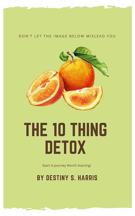 The 10 Thing Detox