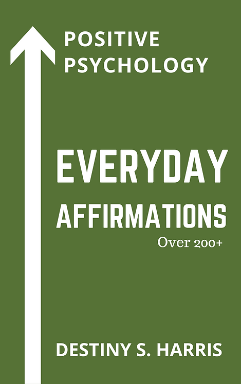 Everyday Affirmations: Positive Psychology (Most Muscular Edition)