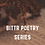 Thumbnail: Bittr Poetry Series