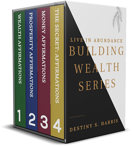 The Building Wealth Series: Books 1-4