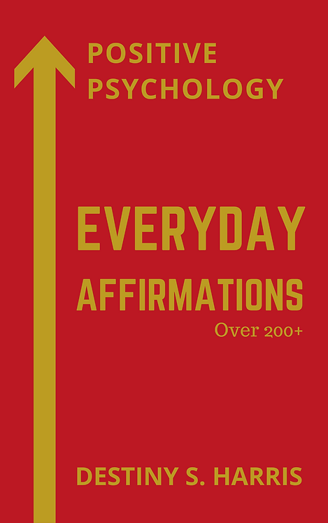 Everyday Affirmations (US Marine Corps Edition)