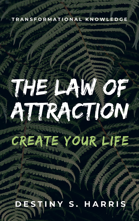 The Law Of Attraction: Create Your Life