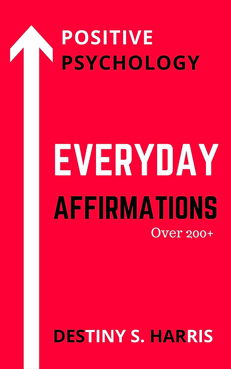 Everyday Affirmations: Positive Psychology (UGA Bulldogs Edition)
