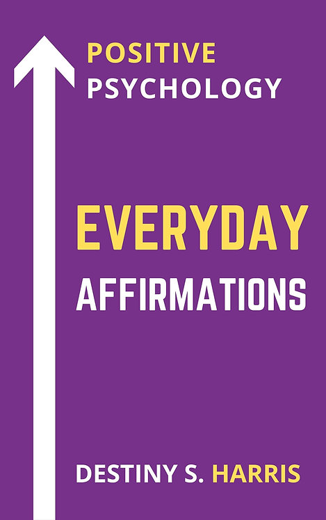 Everyday Affirmations: Positive Psychology (Scottie Edition)