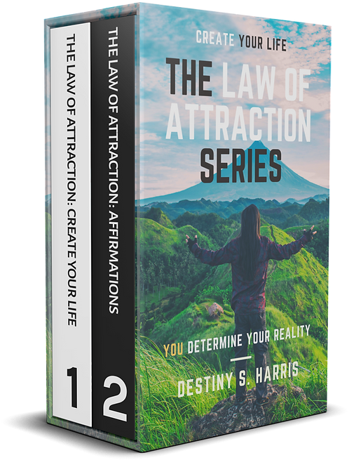 The Law of Attraction Series: Books 1-2