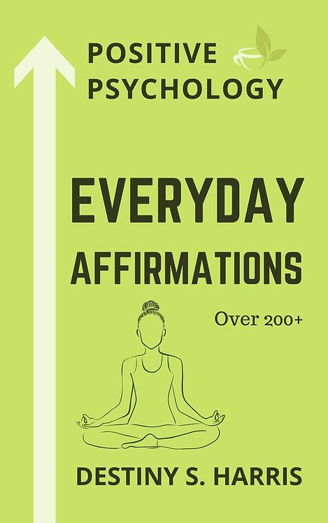 Everyday Affirmations (Meditative Edition)