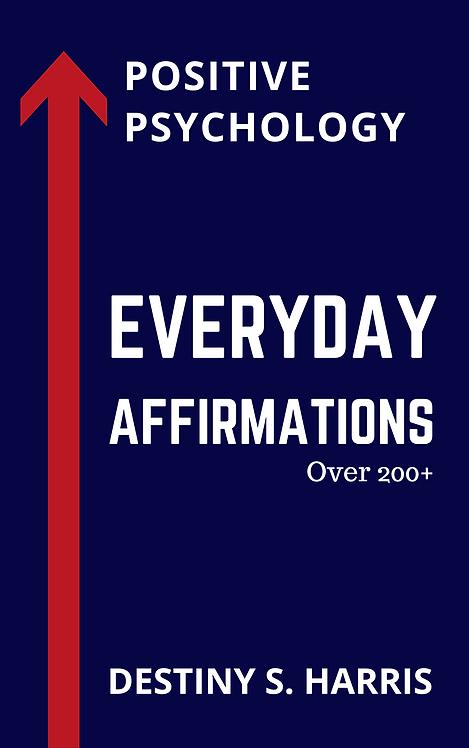 Everyday Affirmations (US Coast Guard Edition)