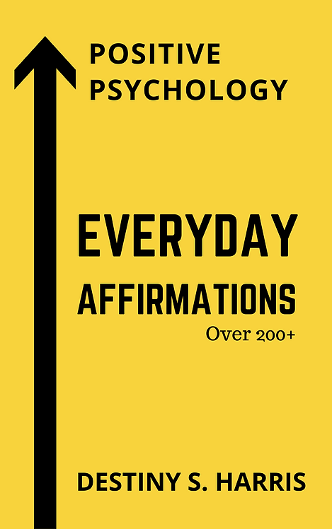 Everyday Affirmations (US Army Edition)