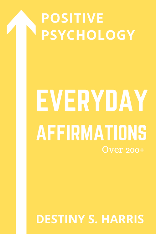 Everyday Affirmations Series
