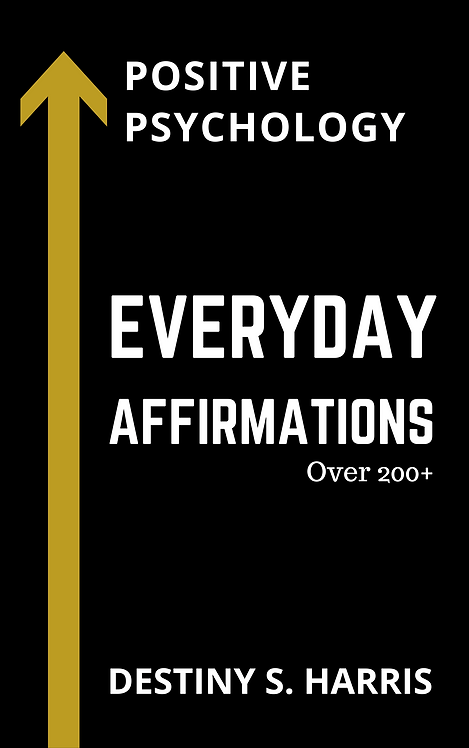 Everyday Affirmations (US National Guard Edition)