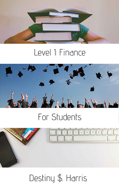 Level 1: Finance for Students