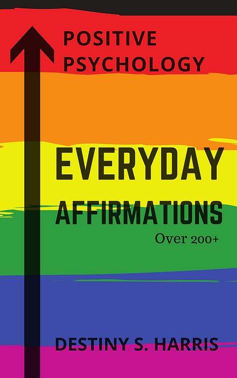 Everyday Affirmations: Positive Psychology (LGBTQ Edition)