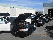 Police Car Refurbish