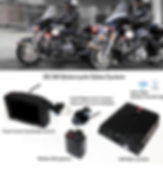 Police Motorcycle Camera