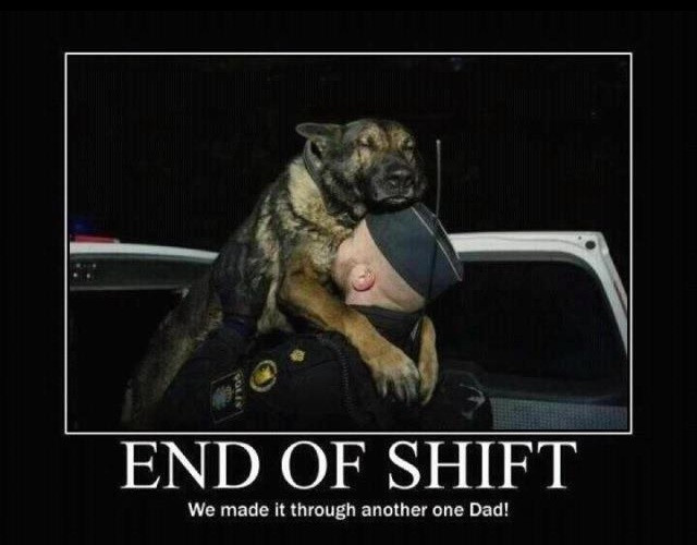 End of Shift