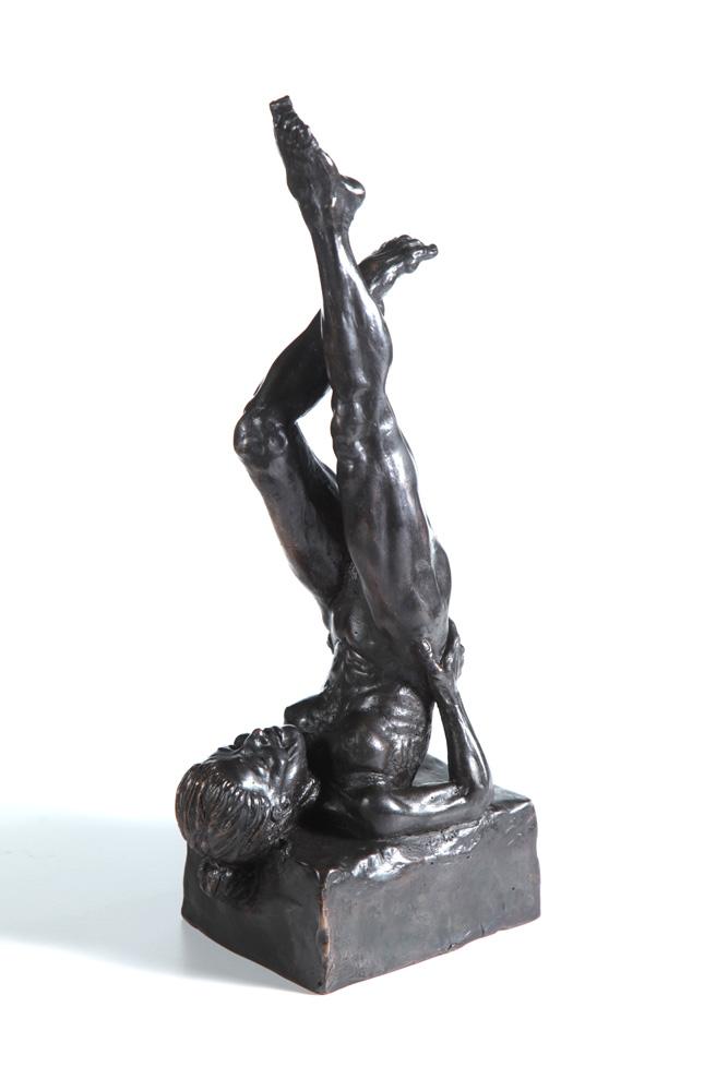 Kickin Back Bronze (3)
