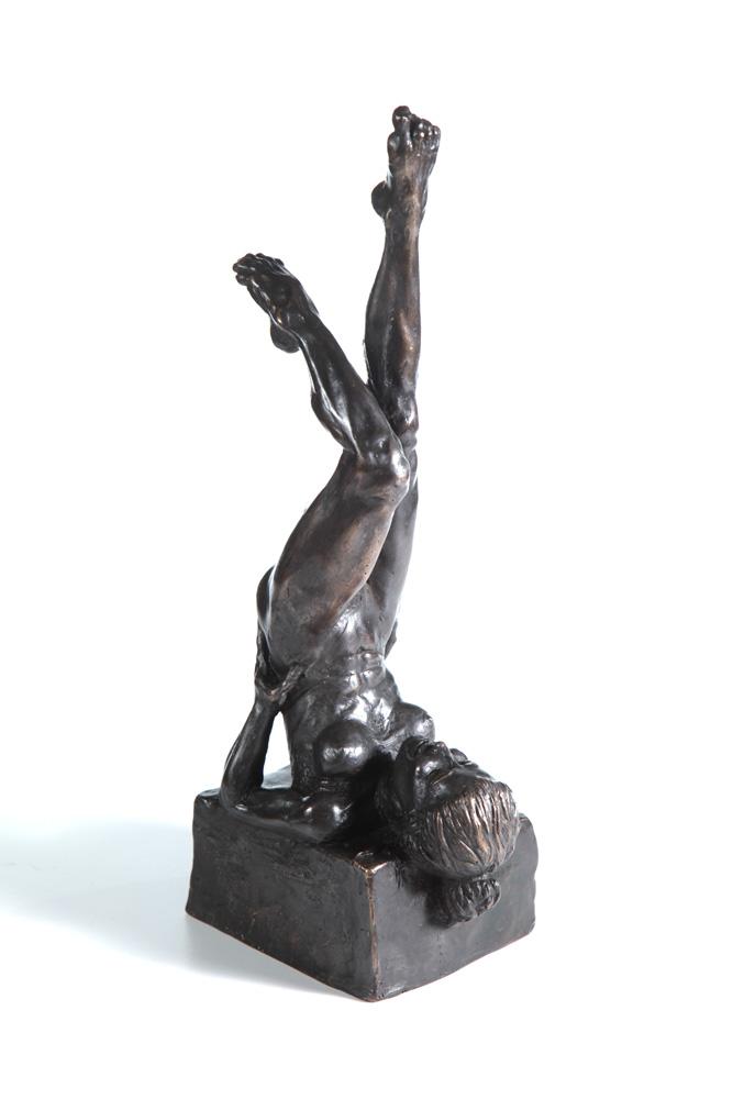 Kickin Back Bronze (2)