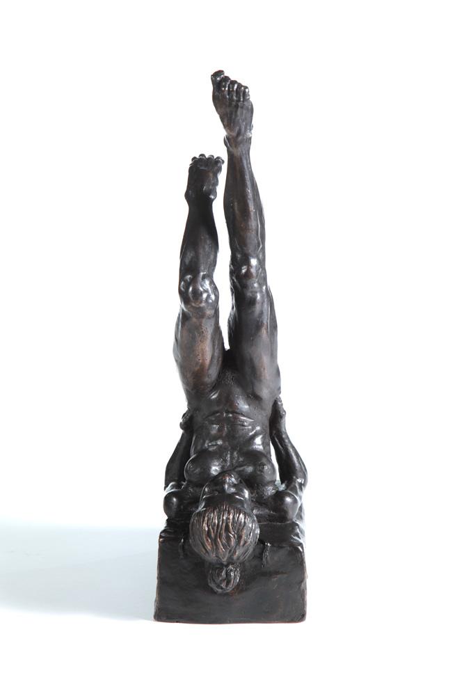 Kickin Back Bronze (1)