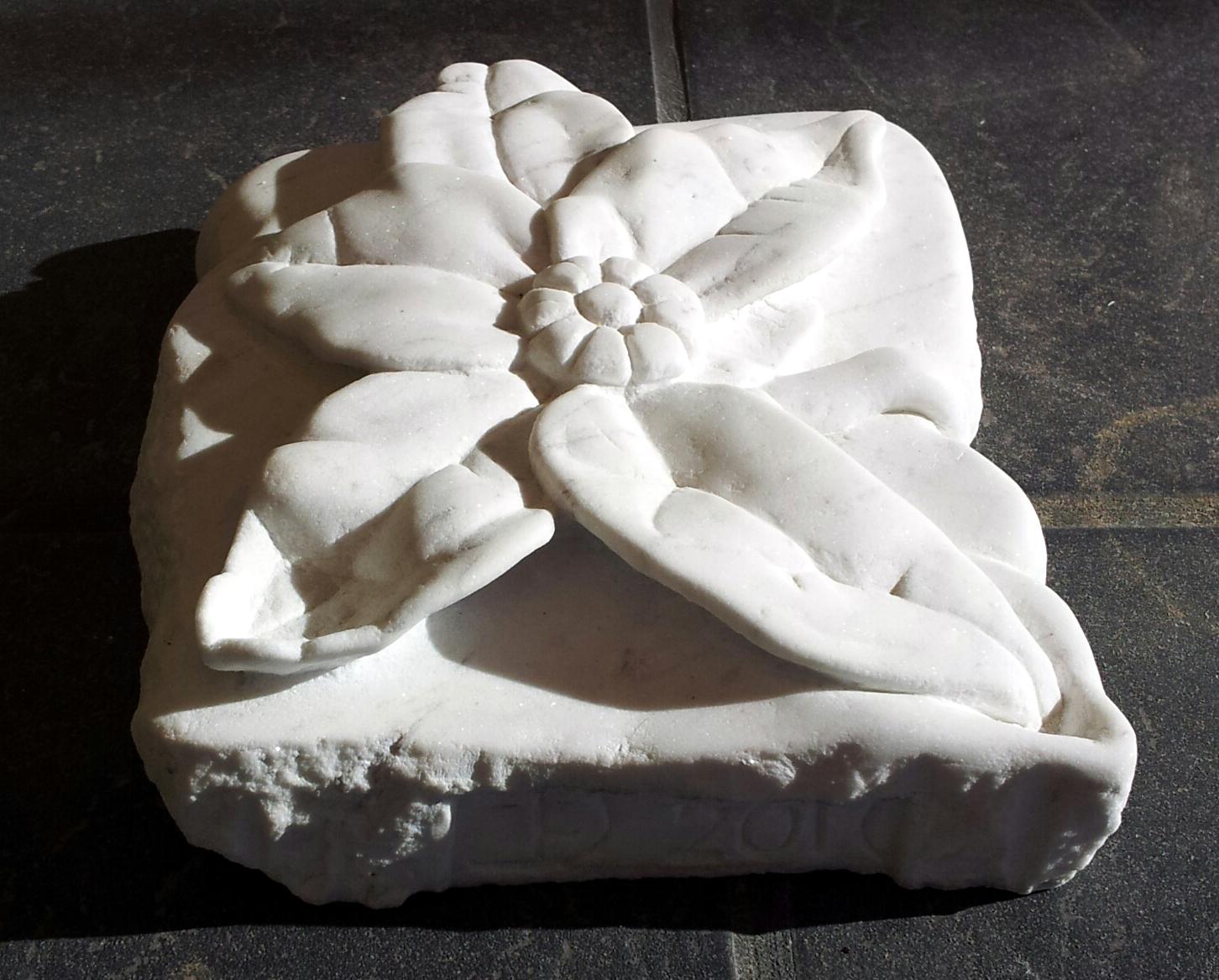 Marble Flower