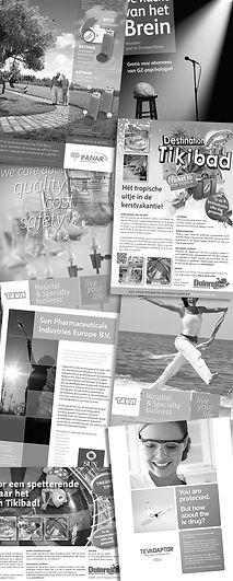 Advertenties Print en Digital Studio Winkelmann