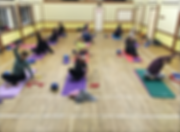 Pilates at the Erskine Centre, Chedburgh, Suffolk