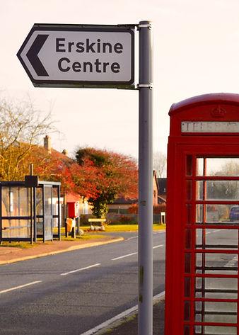 Erskine Centre, Chedburgh, Suffolk, Village Hall