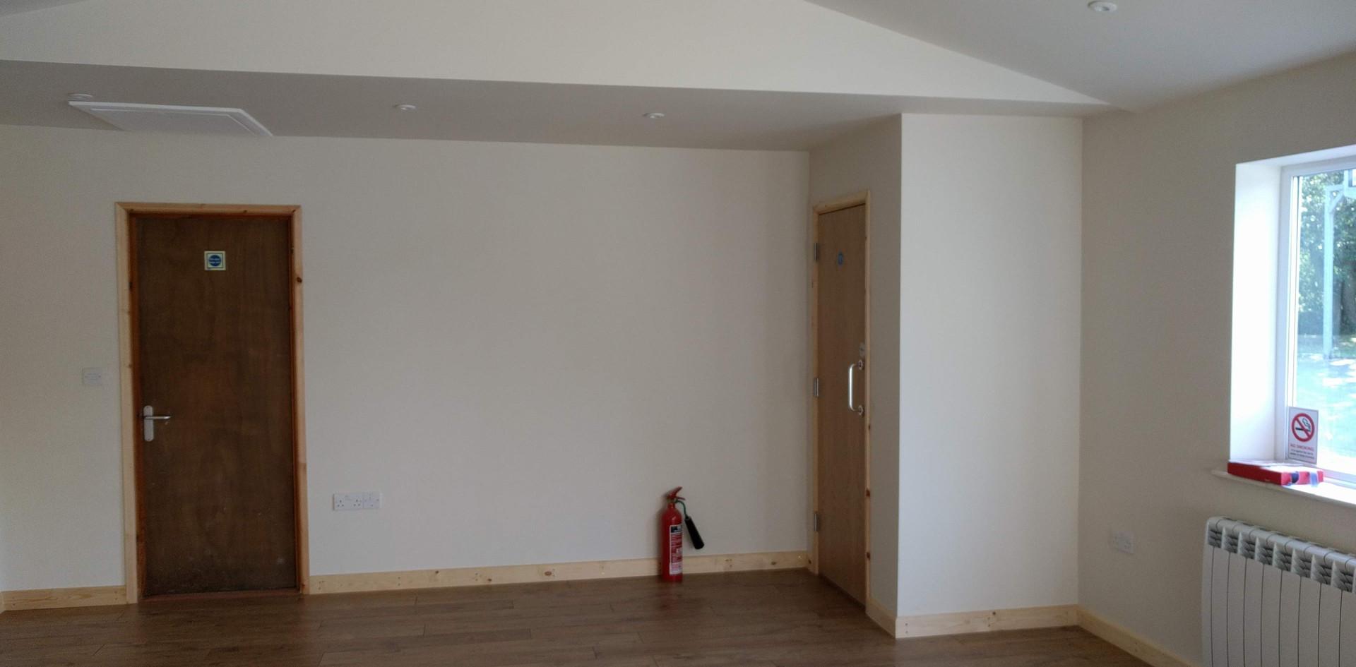 Smaller tidier cupboard