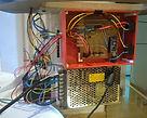 Montagem do circuito eltrônico com arduínio