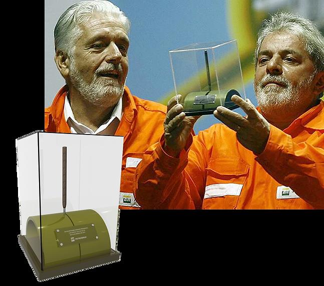 Petrobras - O último eletrôdo Gasene