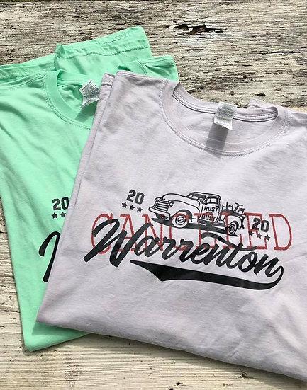 Warrenton 2020 - Cancelled Shirt