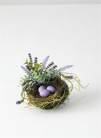 Nest with Lavender