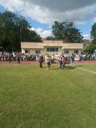 A 2  17 giugno 2017 Wittenberg ingresso dei giocatori nel terreno di gioco.jpg