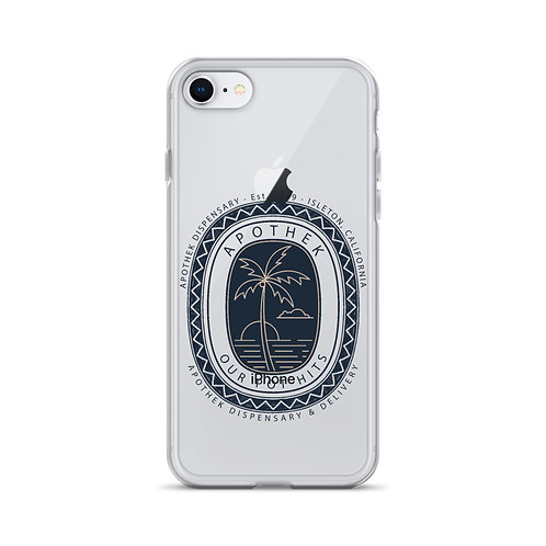 Apothek Stamp iPhone Case