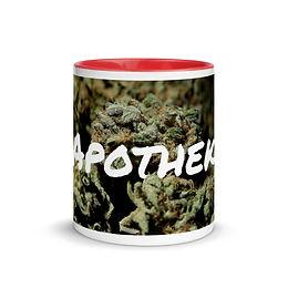Apothek Mug with Color Inside