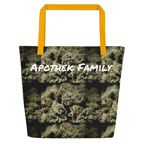 Apothek Family Beach Bag