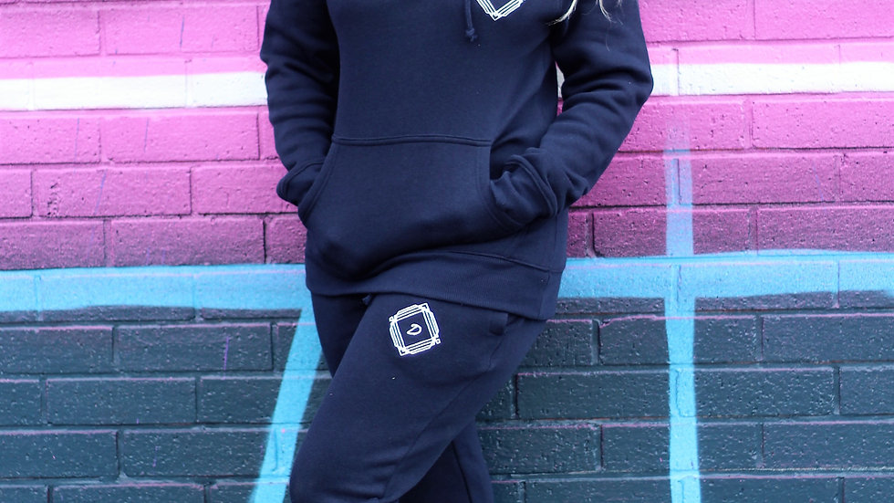 Women's Navy Tracksuits