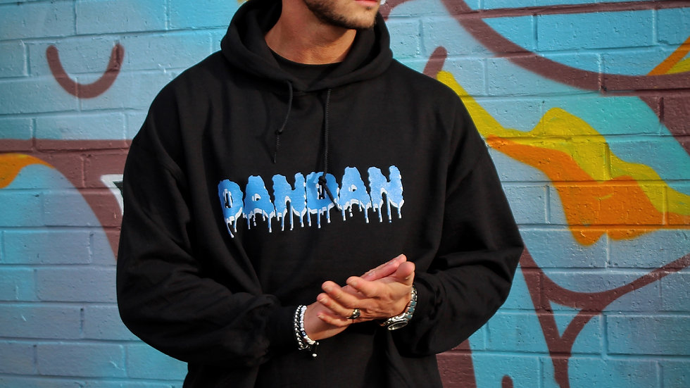 Men's Cold As Ice Drip Hoodie