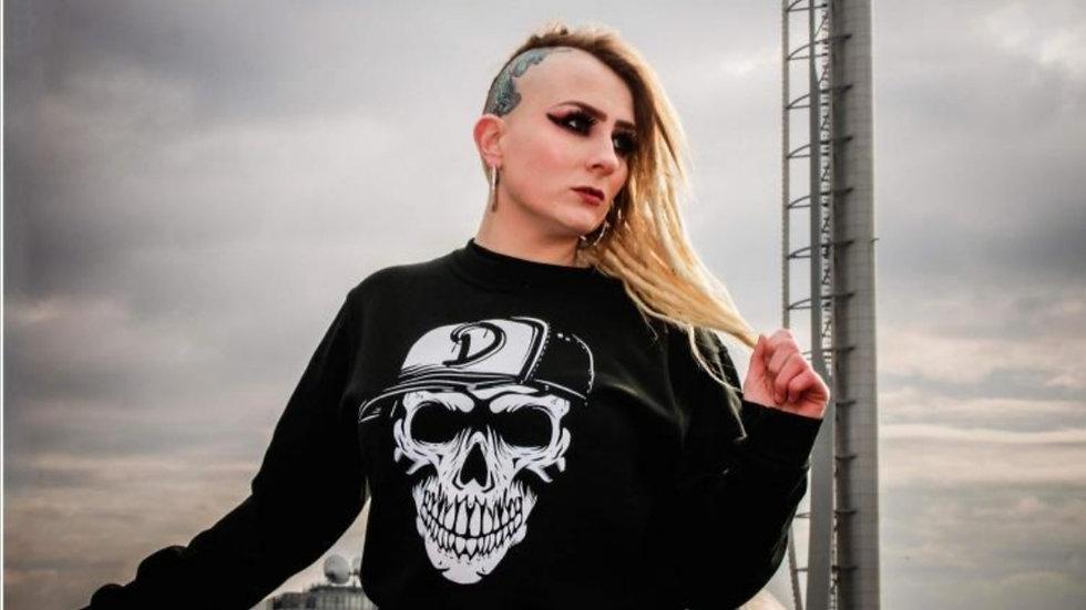 Women's Cypress Skull Sweatshirt
