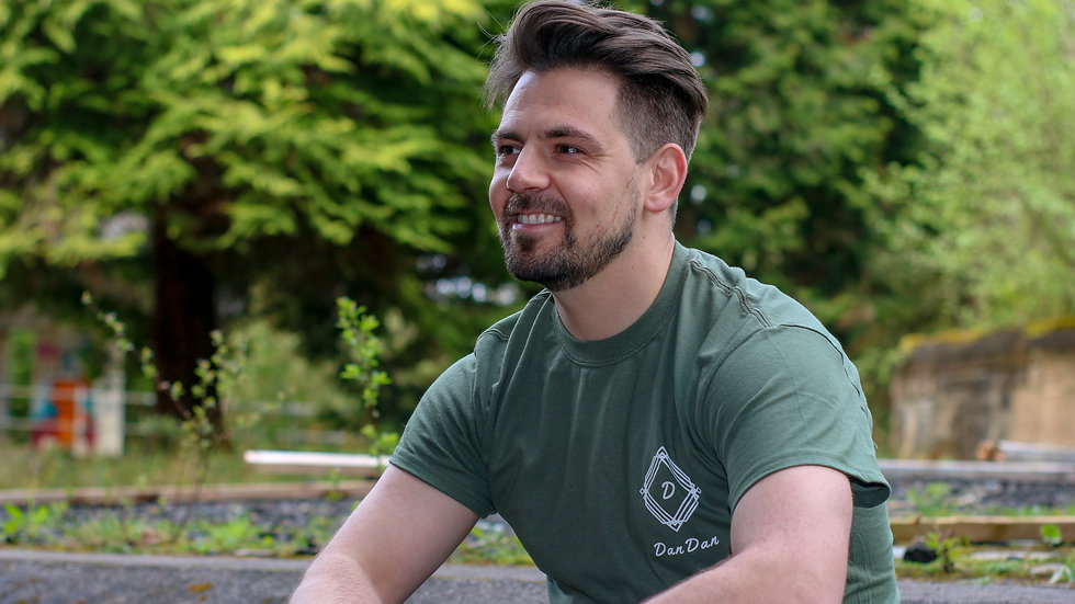 Signature collection Military Green Unisex T shirt