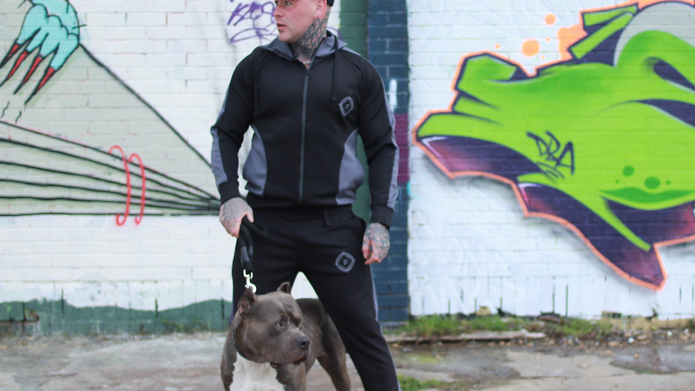 Men's training tracksuit