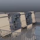 Bar Screens Wireframe