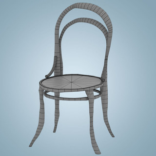 Chair Wireframe