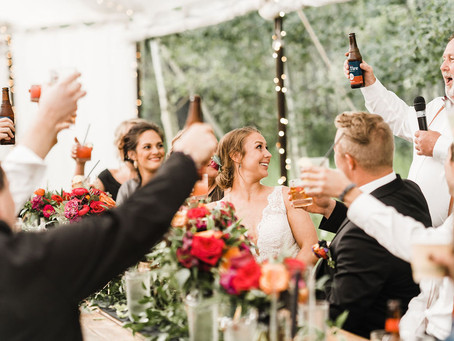 Tips for the Father of the Bride Speech