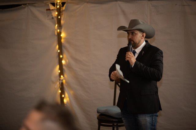 Historical Society of Idaho Springs Annual Gala 2018 at Blackstone Rivers Ranch 27