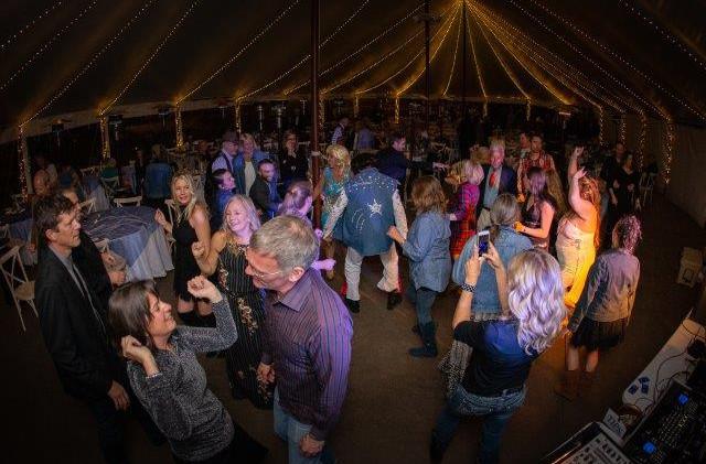 Historical Society of Idaho Springs Annual Gala 2018 at Blackstone Rivers Ranch 18